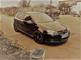 VW GOLF GTI 2.0 TURBO GENUINE LOW MILES 88K DRIVES A1 2 KEYS 2007 HARD TO FINE LOW MILES HPI CLEAR!!