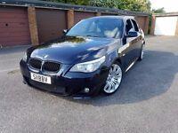 2007 BMW 535D M SPORT TWIN TURBO FSH REMAPPED 340BHP NOT 530D 335D 330D X5