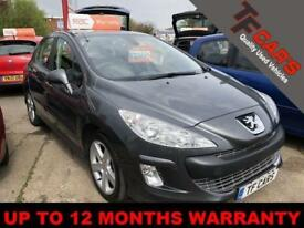 2009 Peugeot 308 1.6 VTi Sport 5 DOOR - FINANCE FROM £19 PER WEEK!