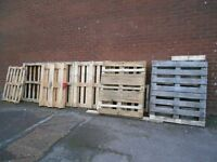 FREE PALLETS - Free Pallets To Anyone - First Come First Serve