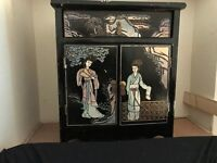 Oriental Furniture Set