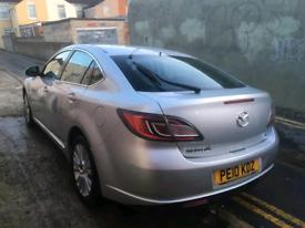 Mazda 6, 2.2 diesel