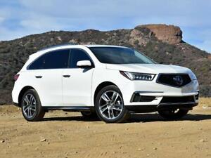 2017 Acura MDX Technology DVD Package SUV, Crossover
