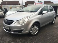 2010 VAUXHALL CORSA 1.3cdti! 44k miles part X welcome