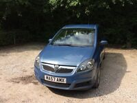 Vauxhall Zafira 1.9cdti sri