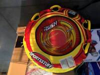 Snow Sled - Tube Ring Sledging - Commercial Quality tube. As new.