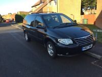 2007 CHRYSLER GRAND VOYAGER 2.8 CRD DIESEL 7 SEATER