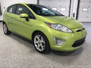 2011 Ford Fiesta SES hatchback ( open to trades)