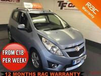 2010 Chevrolet Spark 1.2 LT - £30 ROAD TAX! FINANCE AVAILABLE AT LOW RATES!
