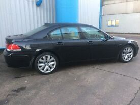 STUNNING BMW 730D FACELIFT FULLY LOADED 55 PLATE