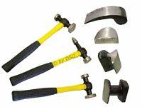 7pc fiber handle body repair kit