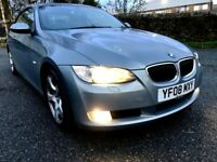 STUNNING 08 BMW 320D SE COUPE 177BHP FBMWSH,10 STAMPS MAY (SWAP/PX)