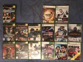 Xbox 360 & Xbox Original Games