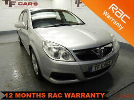 2008 58 reg Vauxhall Vectra 1.9CDTi Exclusive - FINANCE FROM ONLY £19 PER WEEK!