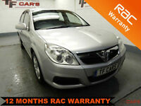 Vauxhall/Opel Vectra 1.9CDTi Exclusive - FINANCE FROM ONLY £19 PER WEEK!