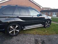BMW X5 diesel ENGINE FAULT