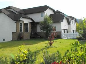 Executive home with Bed and Breakfast and large shop