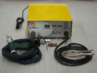 Stc-3150 M12 165000uf Capacitor Discharge Stud Welder Welding Machine 110v