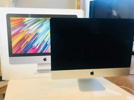 iMac 2017 21.5 8gb ram i5 3.0Ghz 1tb ssd boxed like new same specs as photos