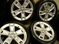"17"" Audi Alloy wheel"
