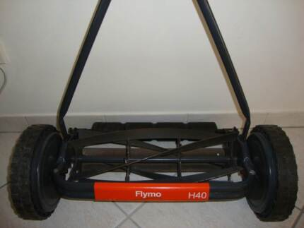 Flymo hand mower Model H40 Morayfield Caboolture Area Preview