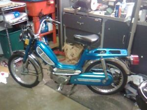 WANTED parts for gitane moped DEAD or ALIVE