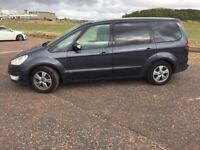 2010 Ford Galaxy 2.0TDCI 6speed Auto