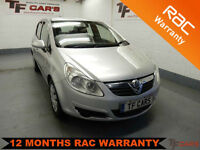 Vauxhall/Opel Corsa 1.2i - FINANCE FROM ONLY £23 PER WEEK!