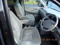 kia sedona - 2005 - 2.9 tdi - only 118k - 7 seater