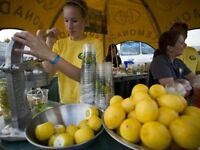 Lemonade Makers Wanted, July 1 at Kelowna Waterfront Park
