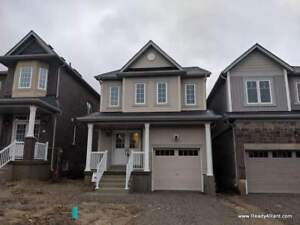 Brand New 3 Bedroom 2 1/2 Bath Detached Home in Caledonia