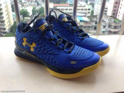 Under Armour Stephen Curry 1 Low - Brand New