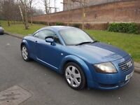 AUDI TT 1.8 TURBO QUATTRO - XENONS LEATHERS IMMACULATE- PX WELCOME