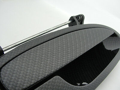 2004-2006 Pontiac Holden GTO Carbon Fiber Exterior Door Handles Outer 04 05 06