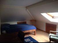 Room in lovely Morningside flat