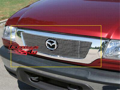 Fits 2006-2009 Mazda B2300/ B3000/ B4000 Billet Grille Insert