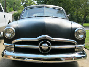 Looking for 1949-1951 Ford/Mercury/Meteor Shoebox  bumpers