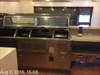 Chip shop frying Range. Preston and Thomas.
