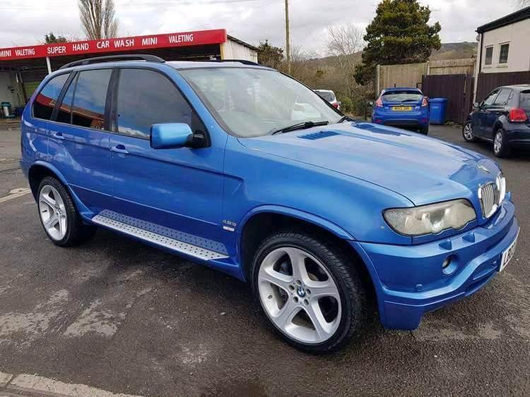 BMW X IS ALPINA POWER In Walsall West Midlands Gumtree - X5 alpina