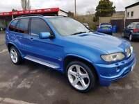 2003 BMW X5 4.6 IS ALPINA POWER