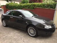alfa gt tdi coupe only 82k fsh