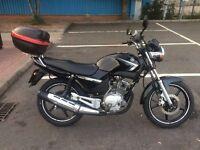 stunning Yamaha ybr 125 sell swap px