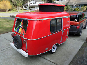 Cozy Vintage Travel Trailers for rent