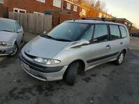 Renault espace 7 seater auto. Great car p/x or why