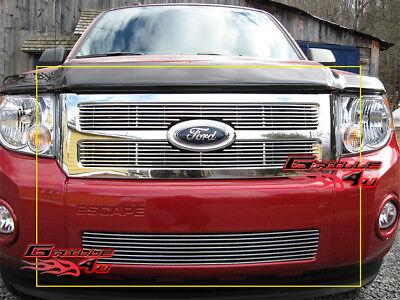 Fits 2008-2011 Ford Escape Billet Grille Combo Insert Ford Escape Billet Grille