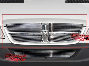 Fits 07-10 Dodge Sprinter Main Upper Billet Grille Insert