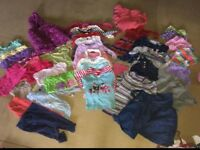 Girls clothes bundle age 2-3