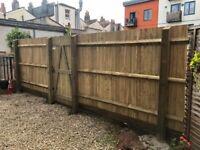 Fencing & outbuilding construction