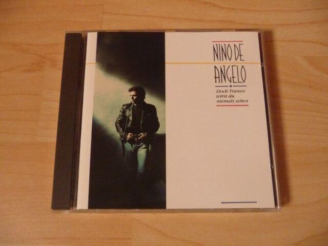 CD Nino de Angelo - Doch Tränen wirst Du niemals sehen incl. Atemlos + Jenseits