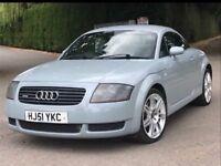 2001 Audi TT 1,8 litre 3dr